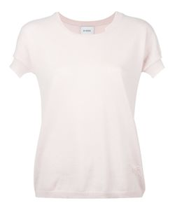 Barrie | Knitted T-Shirt Small Cashmere