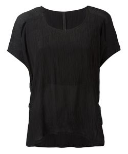 Barbara I Gongini | Crumpled Effect T-Shirt