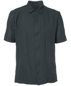 Devoa   Plain Shirt 3 Japanese Paper/Cotton