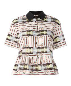 I'M Isola Marras | Printed Shortsleeved Shirt Size 44
