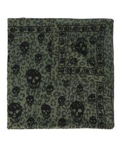 Alexander McQueen | Skull Print Scarf Cotton/Modal