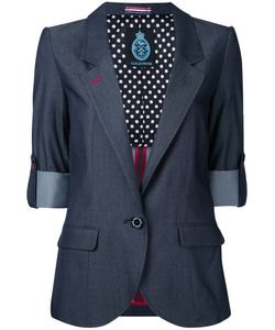 Guild Prime | Turned Up Cuff Blazer