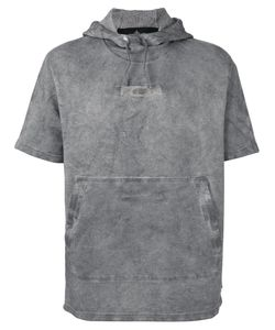 Stone Island Shadow Project | Sleeveless Hooded Sweatshirt