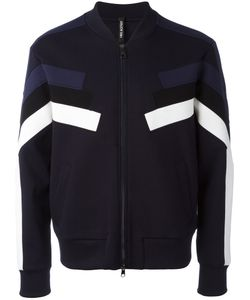 Neil Barrett | Sleeve Panel Zip Cardigan Size Xl