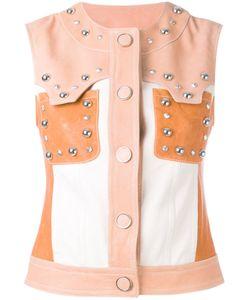 Drome   Buttoned Gilet Women S