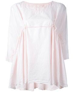 Daniela Gregis | Ruffle-Detail Blouse Cotton