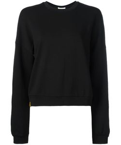 Monreal London | Cropped Sweatshirt Medium Cotton/Spandex/Elastane/Viscose