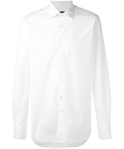 Ermenegildo Zegna | Curved Hem Shirt