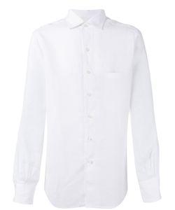 Loro Piana   Andre Ml Sahara Melange Shirt Size Medium