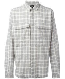 Stampd | Checked Shirt Size Medium