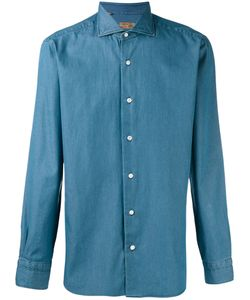 Barba | Denim Shirt Size 43