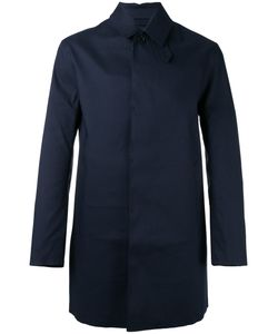 Mackintosh | Concealed Button Coat Size 46