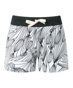 Isolda   Printed Shorts Women 38