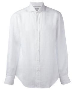 Brunello Cucinelli | Plain Shirt Medium Linen/Flax