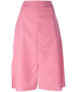 Julien David | Slit Midi Skirt