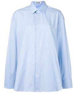 Jil Sander   Striped Shirt 34
