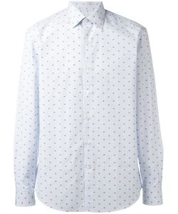 Salvatore Ferragamo | Gancio Print Shirt Medium Cotton
