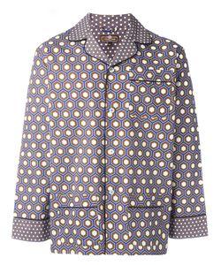 Otis Batterbee | Cobalt Cravat Pyjama Set