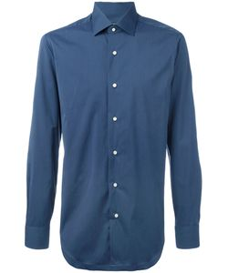 Barba | Pleated Cuffs Shirt Size 42