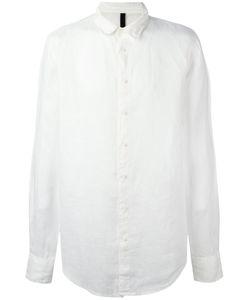 Poème Bohémien | Classic Plain Shirt 48 Linen/Flax