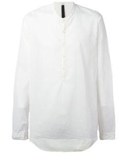 Poème Bohémien | Mandarin Neck Shirt 52 Cotton
