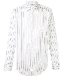 Marni | Pinstriped Shirt Size 48