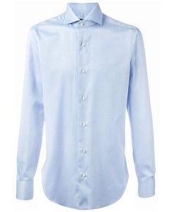 Barba | Pleated Cuffs Shirt Size 43