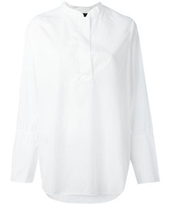 Hope | Grandad Collar Loose Shirt