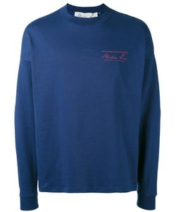 Martine Rose | Embroidered Sweatshirt S