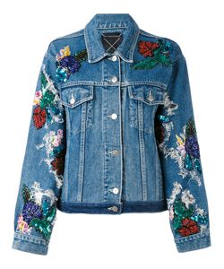 Night Market | Embellished Denim Jacket