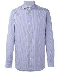 Borrelli | Striped Shirt 40 Cotton