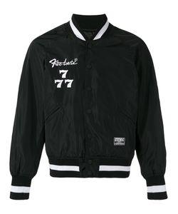 KTZ | Society Embroidered Bomber Jacket Size Large