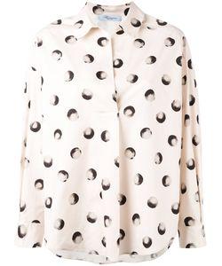 Blumarine   Printed Shirt Size 42