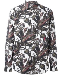 Salvatore Ferragamo | Printed Shirt Large Cotton