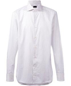Ermenegildo Zegna | Striped Shirt Men 39