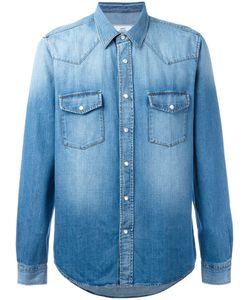 AMI Alexandre Mattiussi | Denim Shirt Size 39
