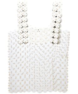 Paco Rabanne | Sequin Embellished Top Size