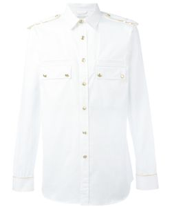 Pierre Balmain | Military Slim-Fit Shirt Size 50