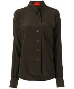 Vivienne Westwood Red Label   Patch Pocket Shirt