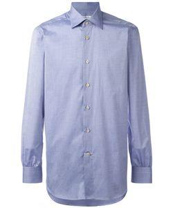 Kiton   Button-Up Shirt Size 40
