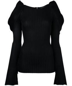 David Koma | Round Neck Jumper Size Medium