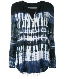 Raquel Allegra | Henly Twill Tie-Dye T-Shirt