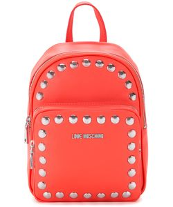 Love Moschino   Studded Backpack One