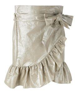 Isabel Marant | Lamé Ruffled Skirt Size 36