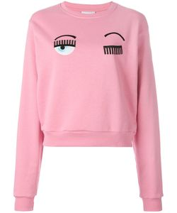 Chiara Ferragni | Eyes Blink Sweatshirt Size Medium