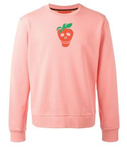Paul Smith | Strawberry Skull Print Sweatshirt Large Cotton