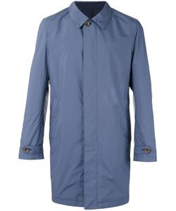 Canali | Reversible Trench Coat