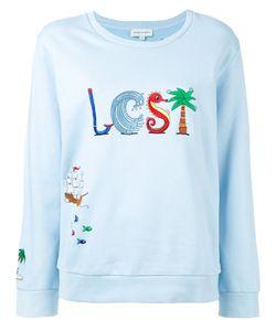 Mira Mikati | Embroidered Sweatshirt Size 40