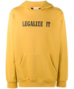 Palm Angels | Legalize It Printed Hoodie