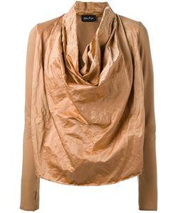 Andrea Ya'aqov | Draped Front Sweatshirt